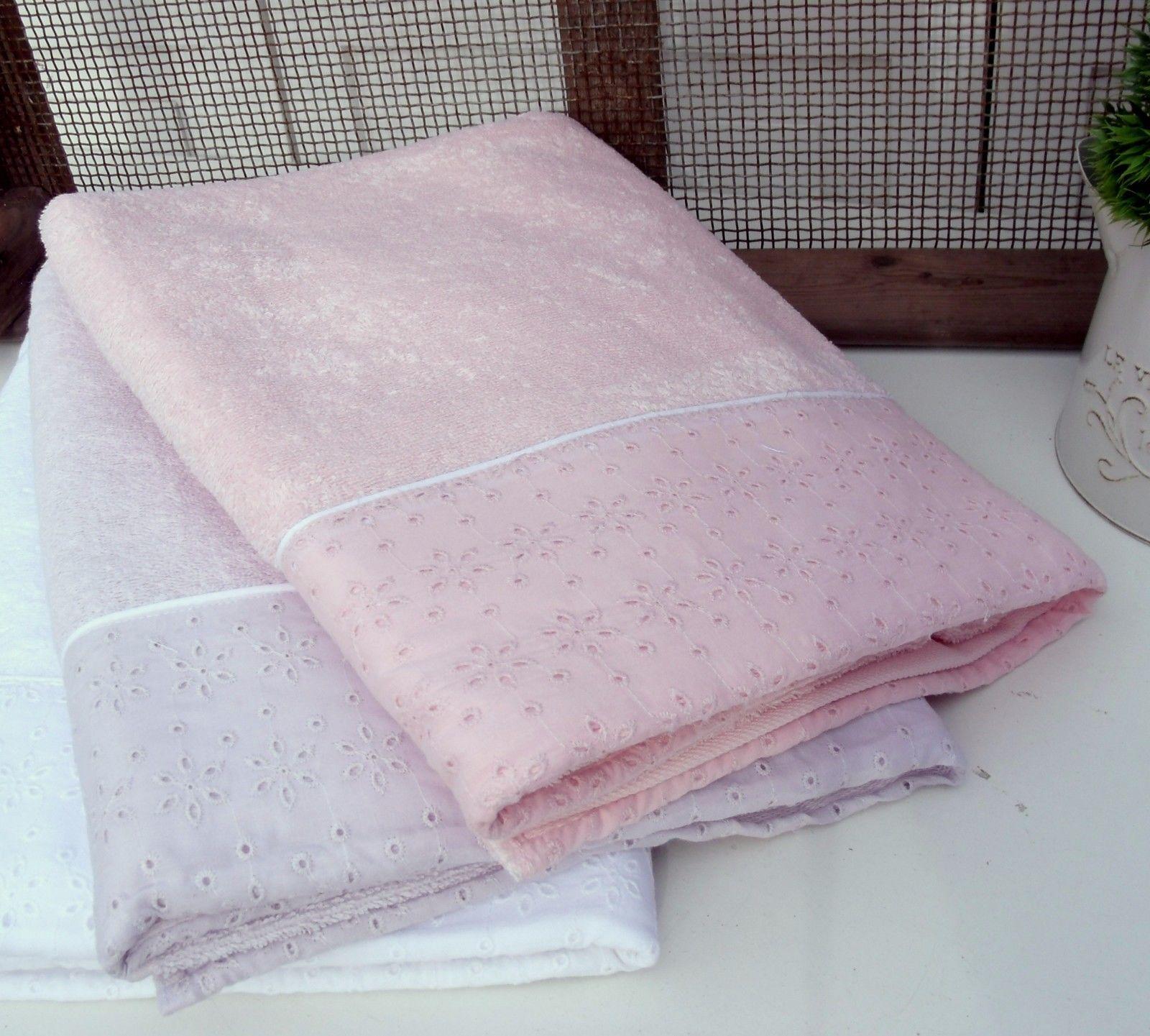 Handtücher Landhausstil handtuch rimini rosa rosa 50x100 cm handtücher alle größen bad