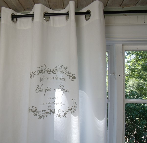 vorhang elegance weiss sen gardine 120x240 cm 2 st ck vorh nge spitzen gardinen gardinen. Black Bedroom Furniture Sets. Home Design Ideas