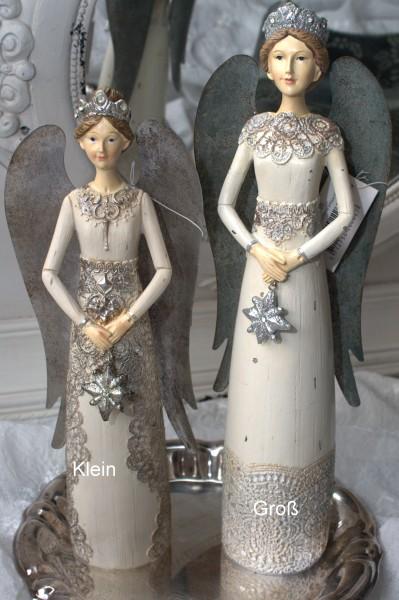 Vintage Engel KLEIN oder GROß 1 teilig Weihnachts Deko Shabby