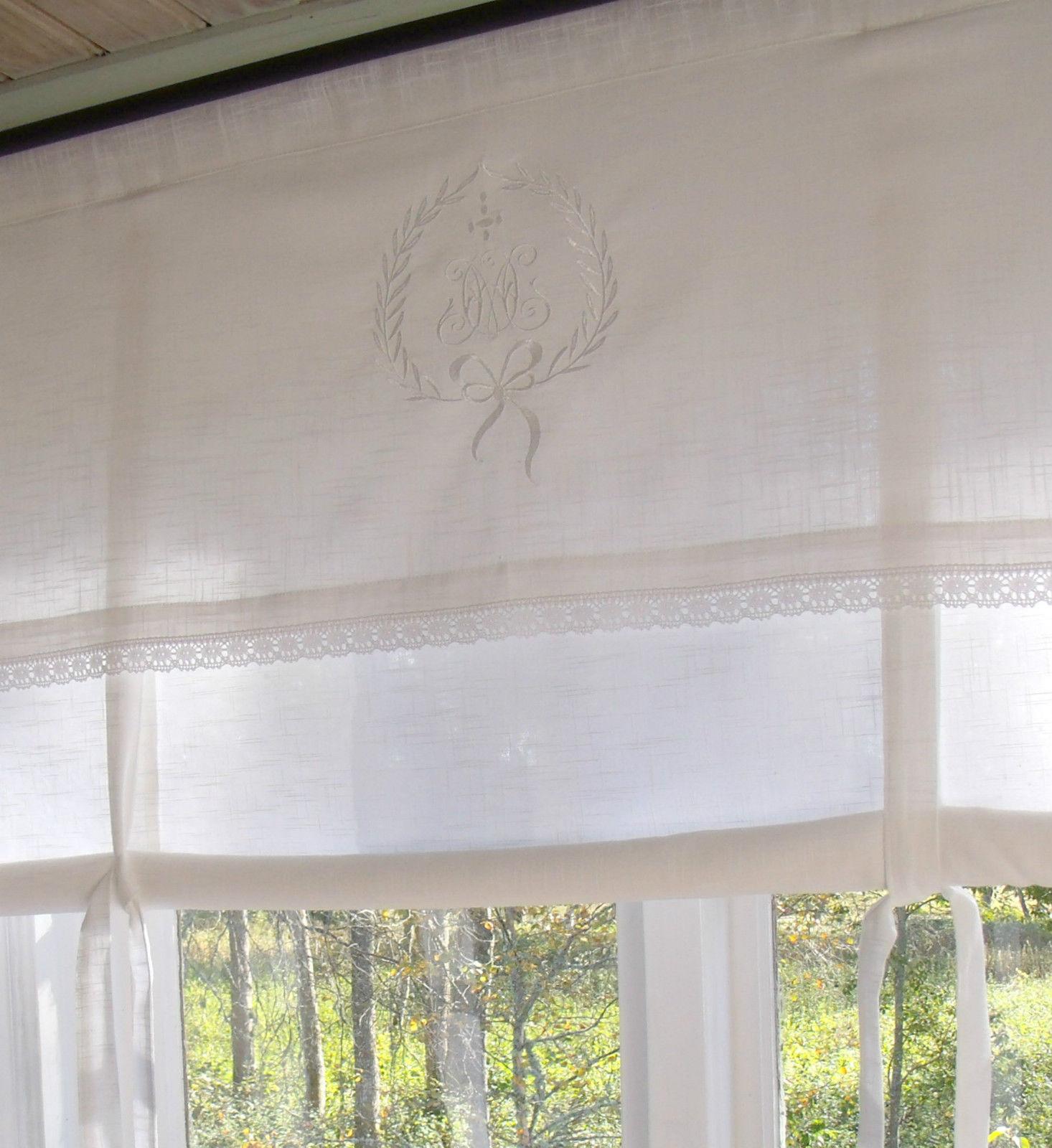 raff gardine amalie weiss rollo 100x100 cm raffgardinen. Black Bedroom Furniture Sets. Home Design Ideas