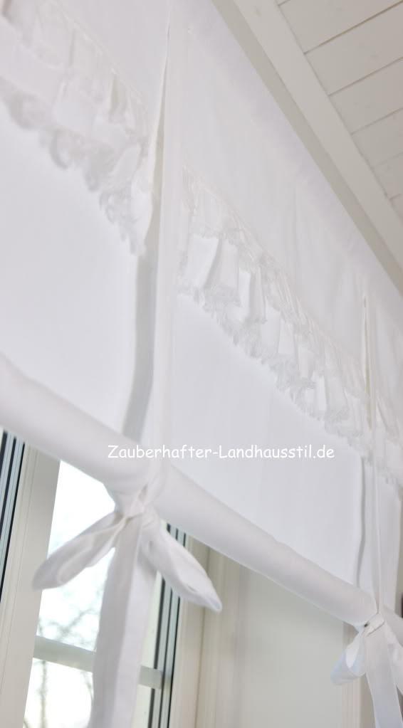 raff gardine julietta wei rollo 100x100 cm deko raffgardinen rollos gardinen. Black Bedroom Furniture Sets. Home Design Ideas