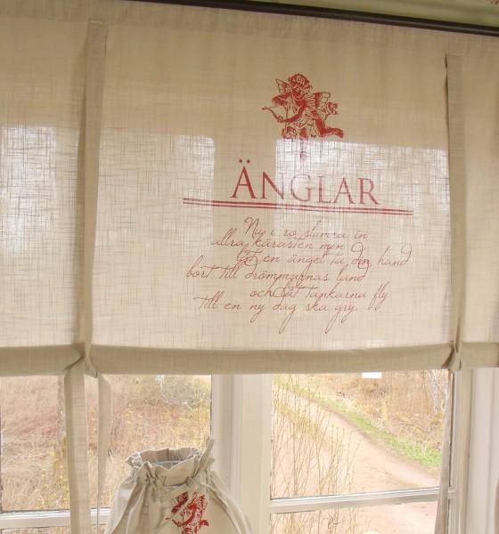 Raff gardine romantik sand rot rollo 120x120 cm raffgardinen rollos gardinen - Raffgardinen landhausstil ...