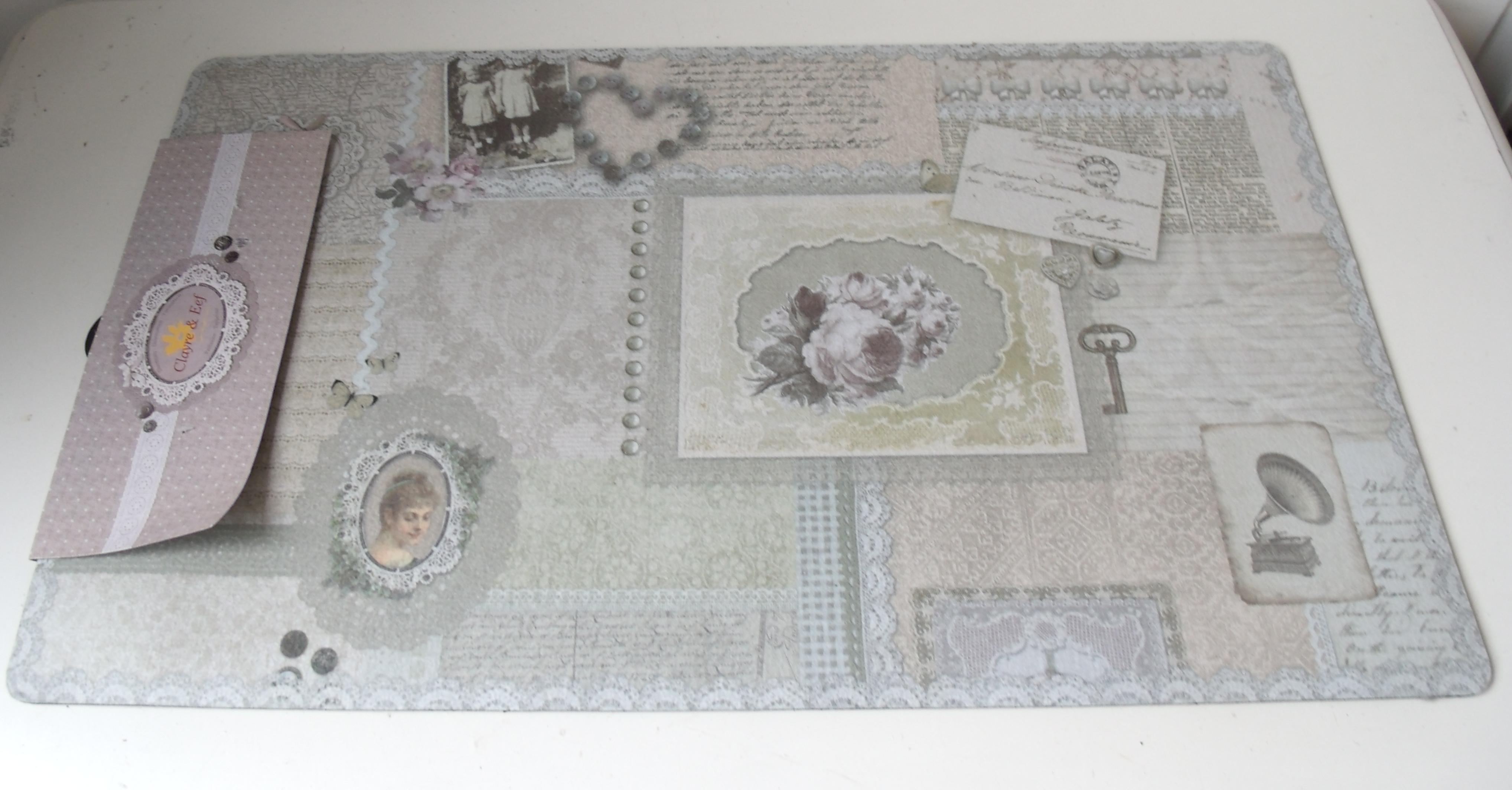 Türmatte Fußmatte SHABBY CHIC | Tür- & Bodenmatten | Textilien ...