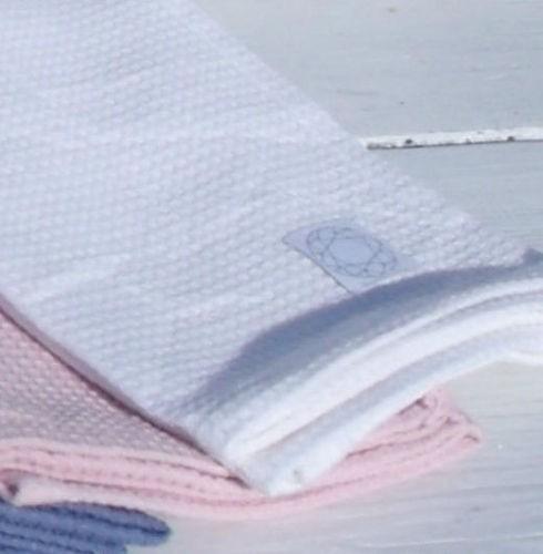 Handtücher Landhausstil geschirrtuch trockentuch handtuch weiß schwarz rosa blau