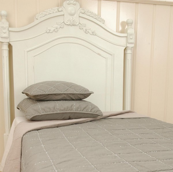 tagesdecke lessly 260x300 cm khaki taupe schlamm. Black Bedroom Furniture Sets. Home Design Ideas